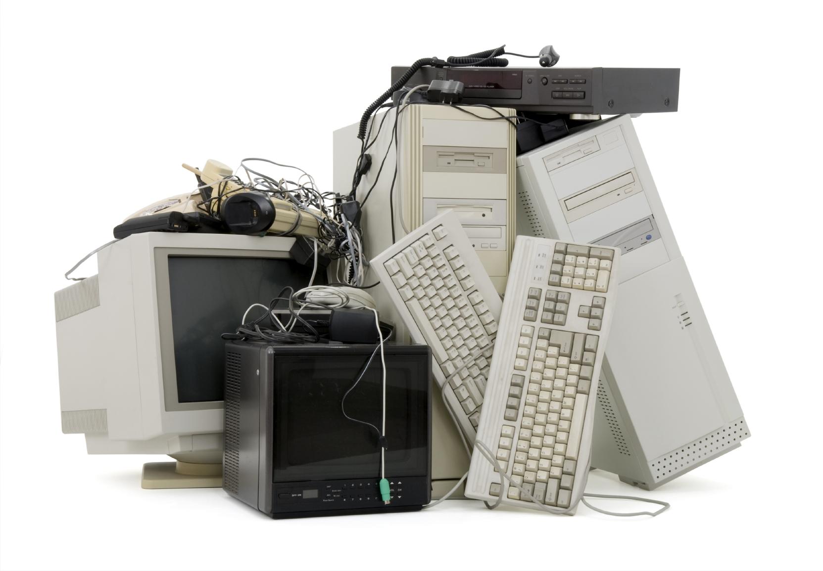 خریدار ضایعات کامپیوتر و ضایعات موبایل