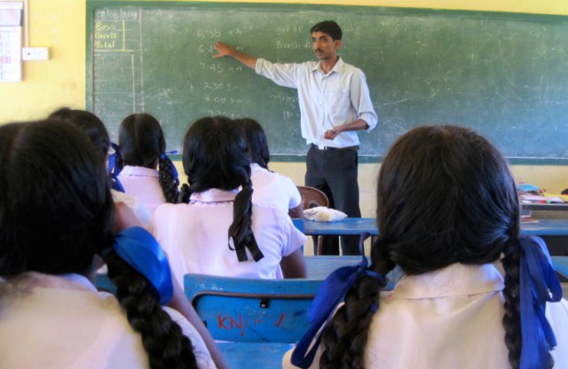 talkingeconomics - Quality of Teachers Does Matter in Sri