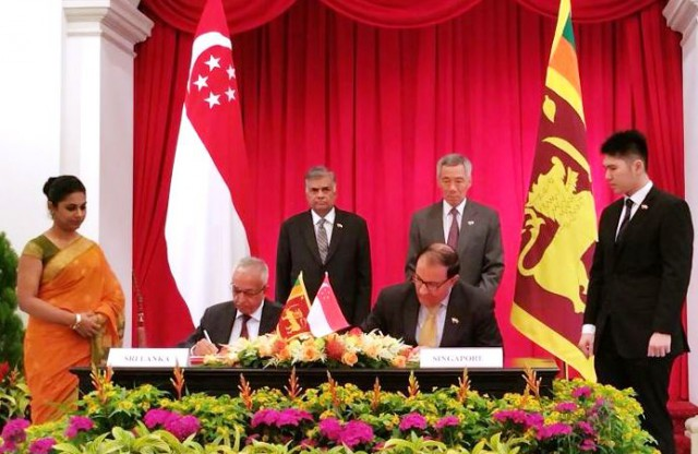 Talkingeconomics Benefits Of A Potential Singapore Sri Lanka Free