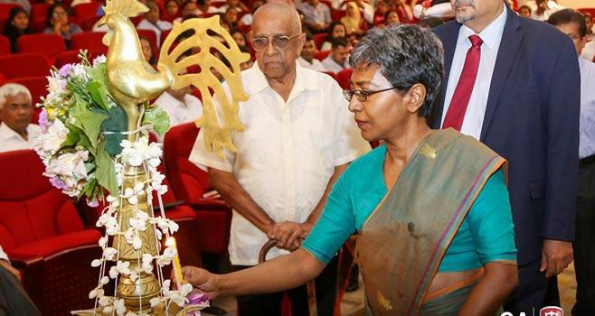CA Sri Lanka's 23rd Annual Tax Oration