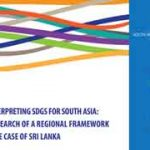 SDGs and Regional Cooperation