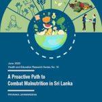 A Proactive Path to Combat Malnutrition in Sri Lanka