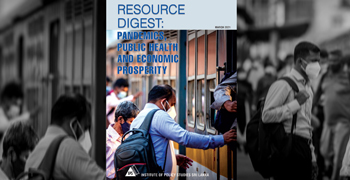 Resource Digest on Pandemics, Public Health and Economic