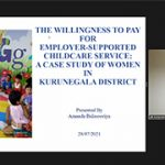 Employer-supported Childcare